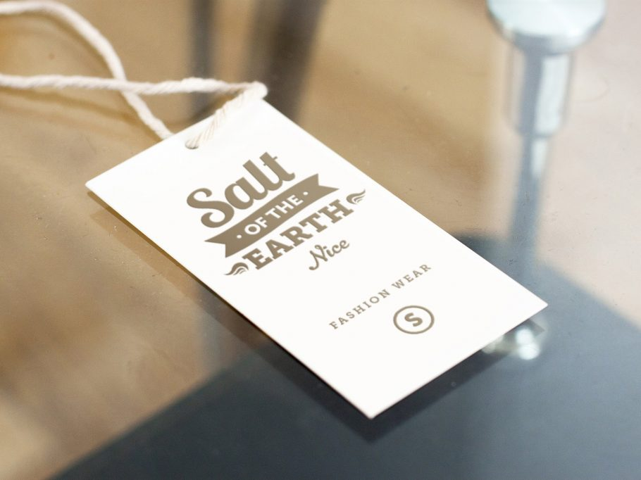 label salt of the earth