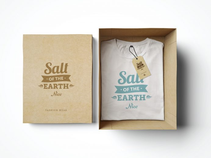 Salt Of The earth T-shirt