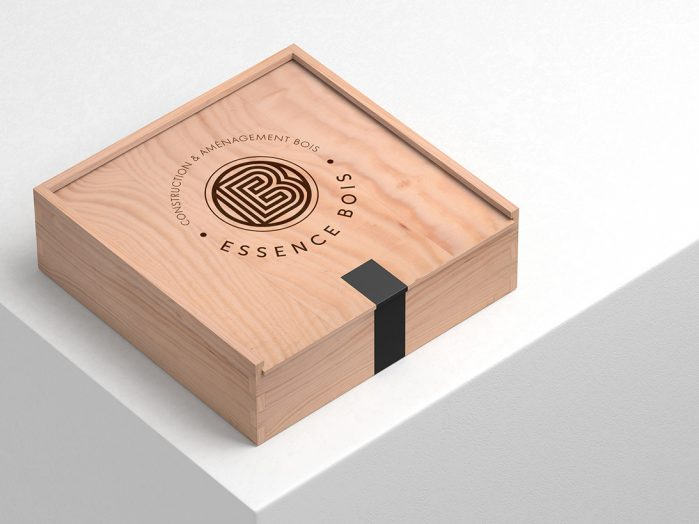 Box essence bois