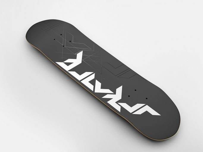 Planche skate