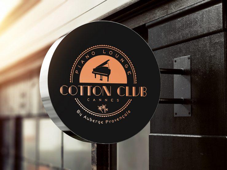 enseigne cotton