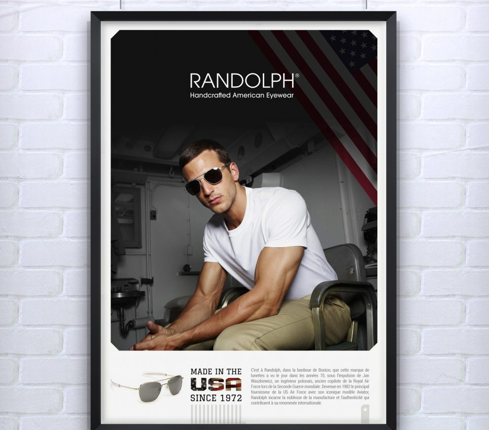 Randolph affiche