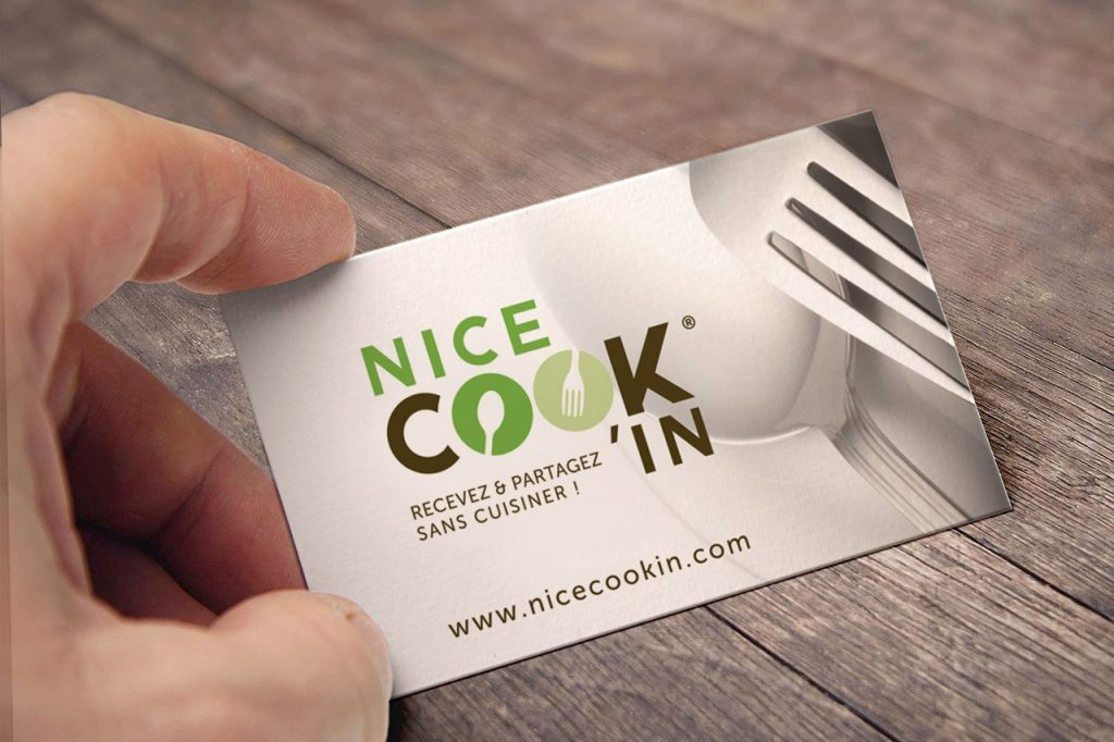 Nice cook in Card