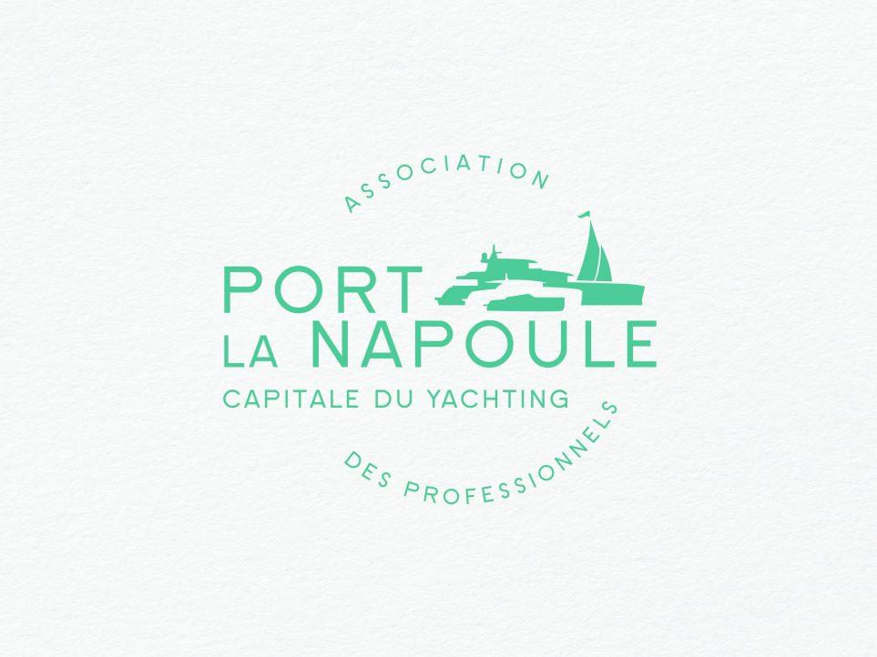Logo fond papier
