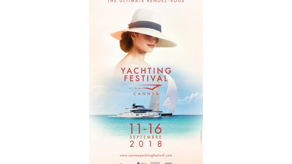 Yachting Festival Affiche 40x60