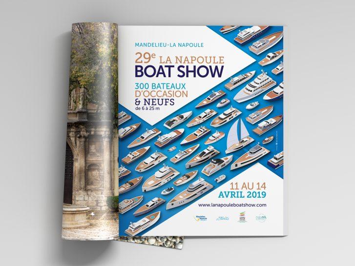 Boat Show 2019 simu pub