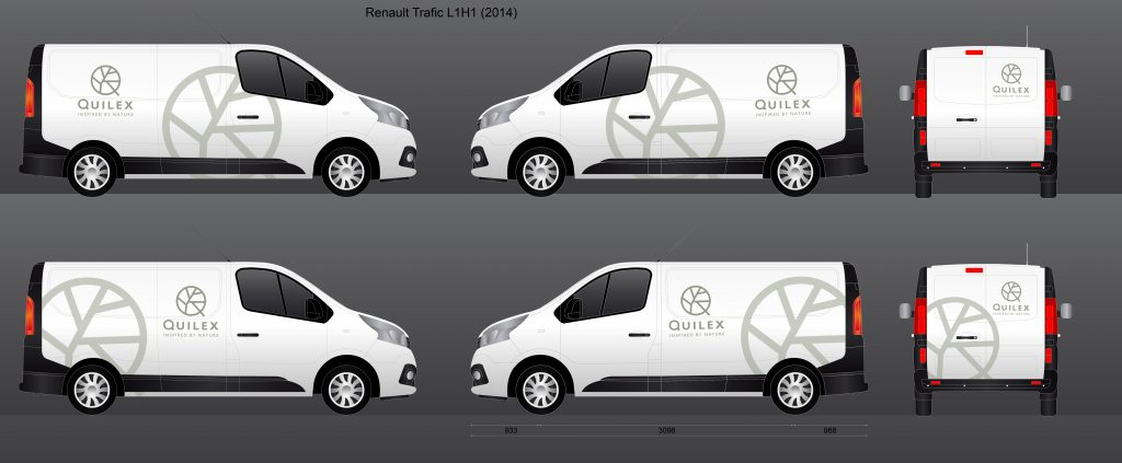 Renault Trafic L1H1 Quilex