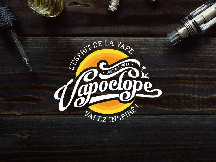 Vapoclope logo