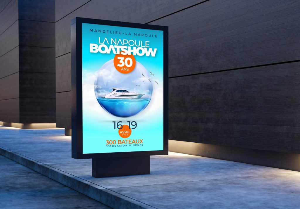La Napoule BoatShow 2020 Final A simu